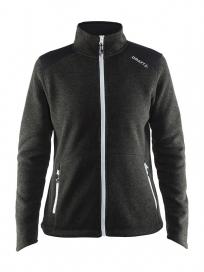 Craft Noble Zip Jacket Fleece Dame