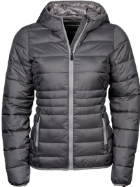 Tee Jays Hooded Zepelin Jacket Dame