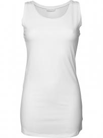 Tee Jays Fashion Stretch Top Ektra Lang Dame