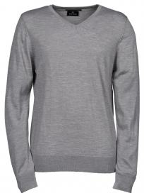 Tee Jays Knitwear V-Neck Herre