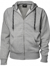 Tee Jays Fashion Full Zip Hood Herre
