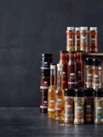 HOLMs Olier, Ketchup og saucer