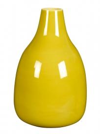 Kähler Botanica Vase Okkergul Mega