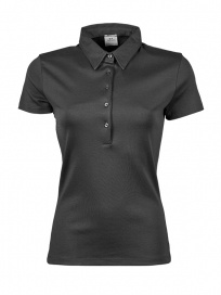 TeeJays Pima Cotton Polo Dame
