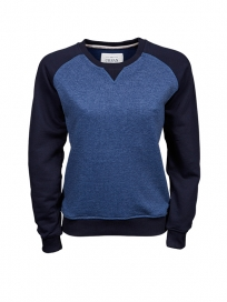 TeeJays Urban Two-tone Sweat Dame