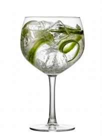 Lyngby Juvel Gin & Tonix Glas 4 stk