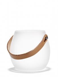 Holmegaard - Krukke, hvid, 10 cm