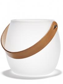 Holmegaard - Krukke, hvid, 16 cm