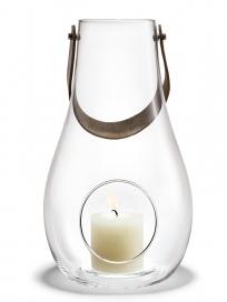 Holmegaard - Lanterne, klar, 45 cm