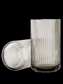 Lyngby Vase - Smoke - 25 cm