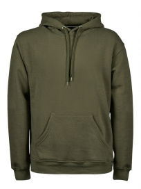 Tee Jays Hooded Sweatshirt Herre