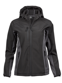 Tee Jays Hood Lightweight Performance Softshell