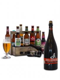 Stor værktøjs kasse + 1,5L Udenlandsk øl