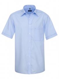 Eterna - Comfort Fit Uni Popeline Short Sleeves