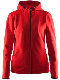 Craft Leisure Full Zip Hood Dame