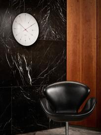 Arne Jacobsen - Bankers vægur 48 cm