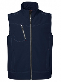 ID Worker Soft Shell-Vest Herre