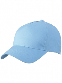RT Ubørstet 5 Panel Cap