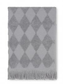 JUNA - Diamant Håndklæde 50x100 cm