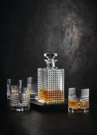 Luigi Bormioli Elixir Whiskysæt 5 dele