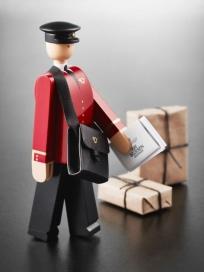 Kay Bojesen - Postmand Einar