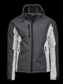 Hooded Lightweight Performance Softshell Jakke
