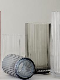 Lyngbyvaser i mundblæst glas