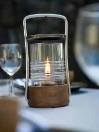 Skagerak - Bollard Olie Lampe