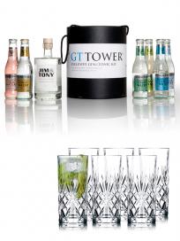 Egoista - GT Tower Kit + Lyngby glas