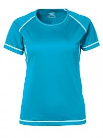 ID Game Active T-Shirt Flatlock Dame