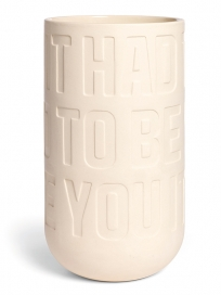 Kähler Lovesong Vase Stor