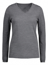 ID Classic V-hals Pullover Dame