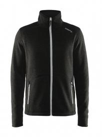 Craft Noble Zip Jacket Fleece Herre